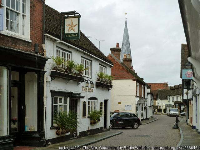 Star Inn, Godalming