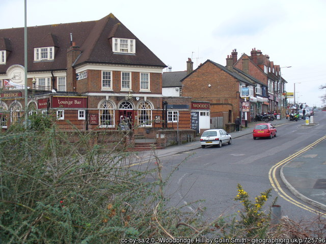 The Wooden Bridge Pub